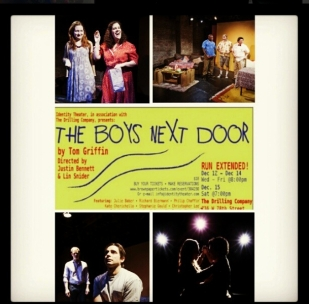 "Poster for ""The Boy's Next Door"""