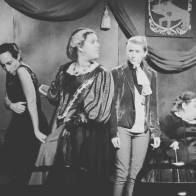 "with Diana Benigno, Estelle Olivia, and Randi Sobol in ""Richard III"""