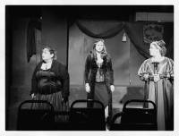 "with Randi Sobol and Rachel Handler in ""Richard III"""