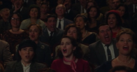 """Appearing as Linda on Amazon's """"The Marvelous Mrs. Maisel"""