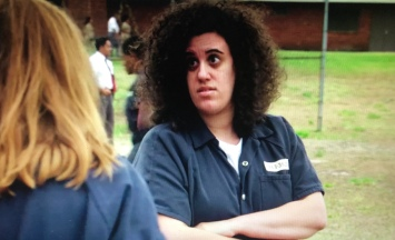 as Carmen Campos on Orange is the New Black