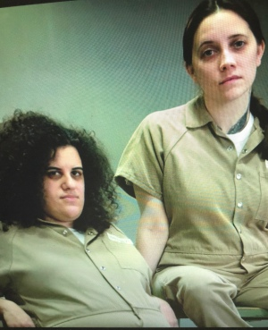 as Carmen Campos on Orange is the New Black (Season 6) Episode: Chocolate Chip Nookie